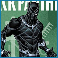 BLACK PANTHER ADVENTURES Digest
